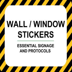 Wall / Window Stickers